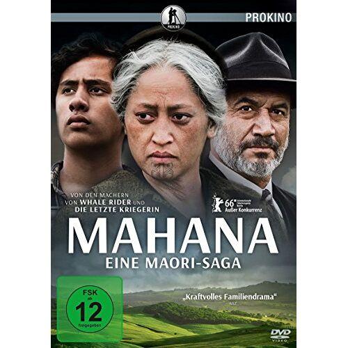 Lee Tamahori - Mahana - Eine Maori-Saga - Preis vom 09.06.2021 04:47:15 h