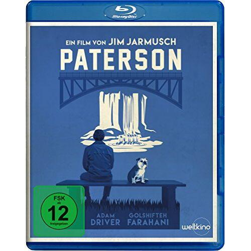 Jim Jarmusch - Paterson [Blu-ray] - Preis vom 11.06.2021 04:46:58 h