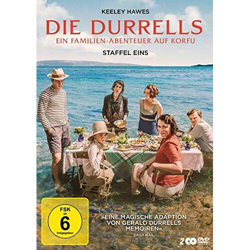 Keeley Hawes - Die Durrells - Staffel Eins - Preis vom 19.06.2021 04:48:54 h