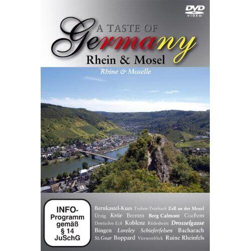 T. Fanger - A Taste of Germany - Rhein & Mosel - Preis vom 15.06.2021 04:47:52 h