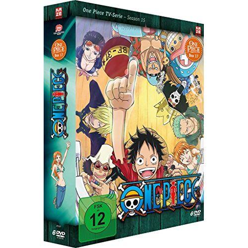 Konosuke Uda - One Piece - Die TV Serie - Box Vol. 17 [6 DVDs] - Preis vom 09.06.2021 04:47:15 h