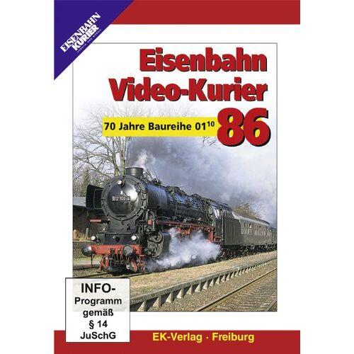 - Eisenbahn Video-Kurier 89 - 70 Jahre Baureihe 01.10 - Preis vom 19.06.2021 04:48:54 h