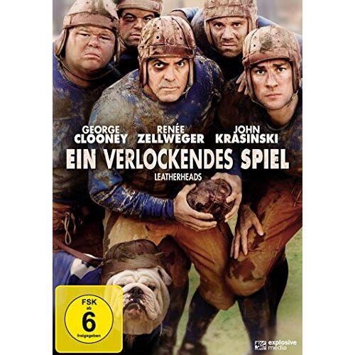 George Clooney - Ein verlockendes Spiel (Leatherheads) - Preis vom 24.07.2021 04:46:39 h