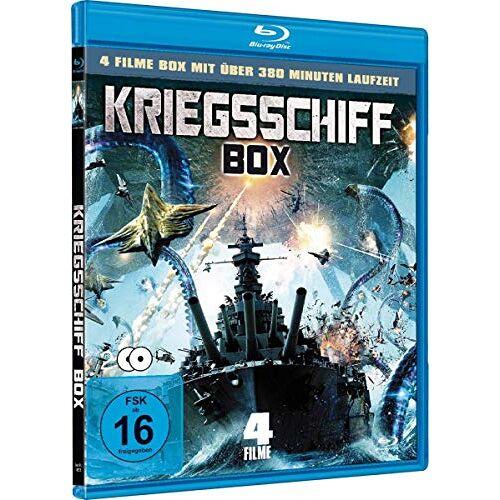 - Kriegsschiff Box [Blu-ray] - Preis vom 18.06.2021 04:47:54 h