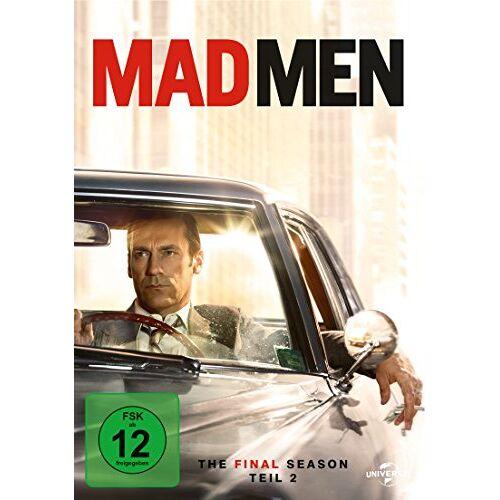 Scott Hornbacher - Mad Men - The Final Season 7.2 [3 DVDs] - Preis vom 17.06.2021 04:48:08 h