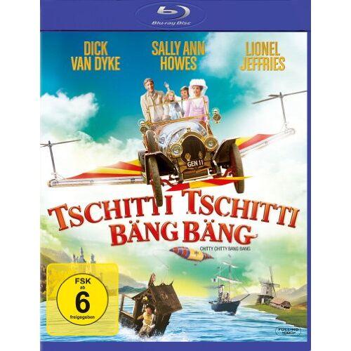 Ken Hughes - Tschitti Tschitti Bäng Bäng [Blu-ray] - Preis vom 20.06.2021 04:47:58 h