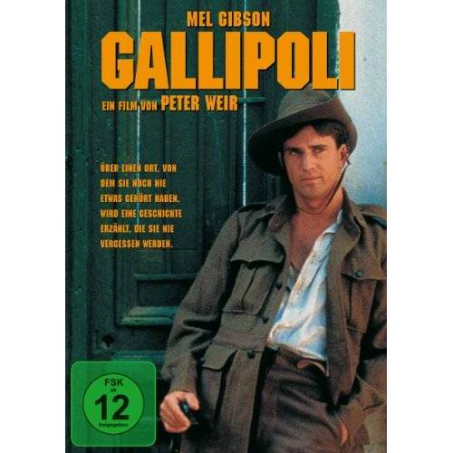 Mel Gibson - Gallipoli - Preis vom 22.06.2021 04:48:15 h