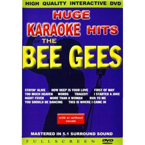 Karaoke - Huge Karaoke Hits: The Bee Gees - Preis vom 18.06.2021 04:47:54 h
