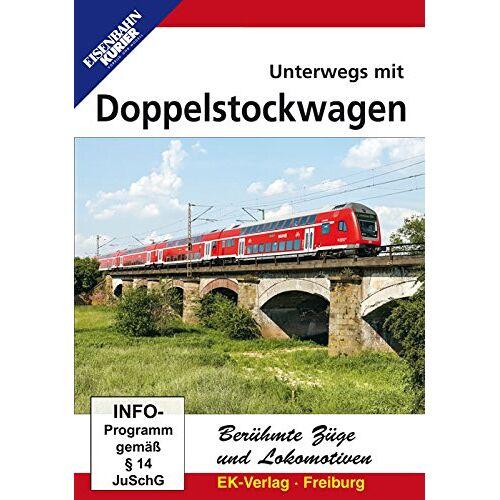 - Unterwegs mit Doppelstockwagen - Preis vom 16.06.2021 04:47:02 h