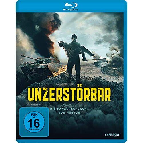 Konstantin Maximov - Unzerstörbar - Die Panzerschlacht von Rostow [Blu-ray] - Preis vom 20.06.2021 04:47:58 h