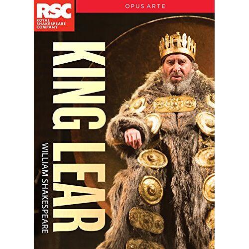 William Shakespeare - Shakespeare: King Lear (Royal Shakespeare Company, 2016) [DVD] - Preis vom 19.06.2021 04:48:54 h