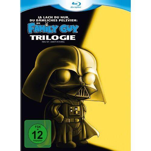- Ja, lach du nur, du dämliches Pelzvieh - Die Family Guy-Trilogie [Blu-ray] - Preis vom 01.08.2021 04:46:09 h
