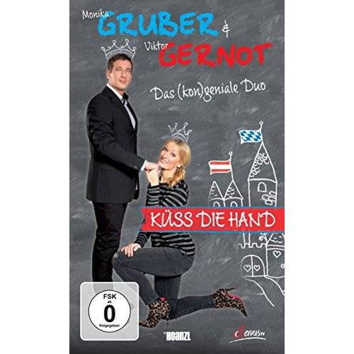 Kurt Pongratz - Monika Gruber & Viktor Gernot - Küss die Hand - Preis vom 22.06.2021 04:48:15 h