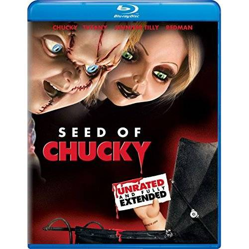 - SEED OF CHUCKY - SEED OF CHUCKY (1 BLU-RAY) [2018] - Preis vom 12.06.2021 04:48:00 h