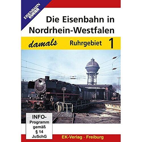 - Die Eisenbahn in Nordrhein-Westfalen 1 - Ruhrgebiet - Preis vom 03.08.2021 04:50:31 h
