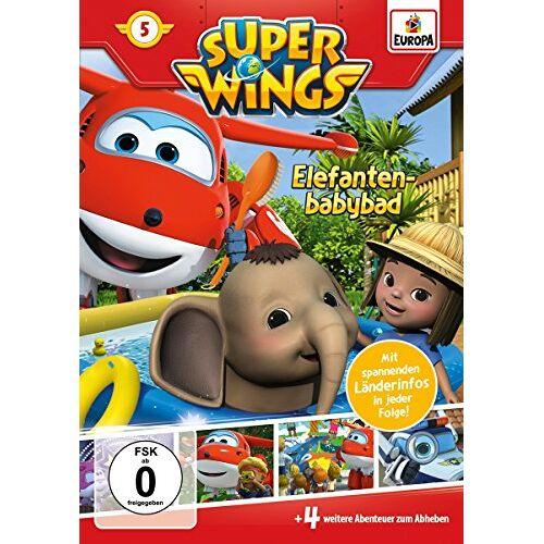 - Super Wings 5 - Elefantenbabybad - Preis vom 16.10.2021 04:56:05 h