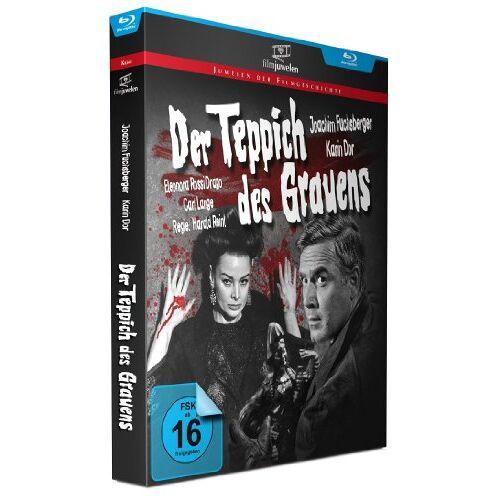 Harald Reinl - Der Teppich des Grauens (Louis Weinert-Wilton) - Filmjuwelen [Blu-ray] - Preis vom 17.06.2021 04:48:08 h