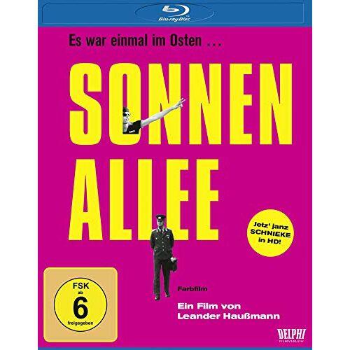 Leander Haußmann - Sonnenallee [Blu-ray] - Preis vom 26.07.2021 04:48:14 h
