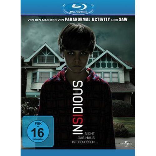 James Wan - Insidious [Blu-ray] - Preis vom 14.06.2021 04:47:09 h