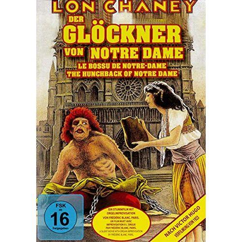Lon Chaney - Der Glöckner Von Notre Dame - Preis vom 19.06.2021 04:48:54 h