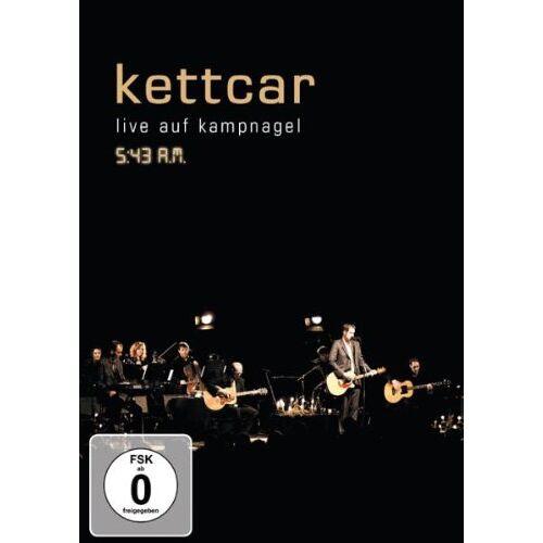 Kettcar - Live auf Kampnagel 5:43 A.M. [2 DVDs] - Preis vom 19.06.2021 04:48:54 h