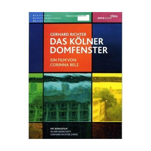 Gerhard Richter - Das Kölner Domfenster - Preis vom 11.06.2021 04:46:58 h