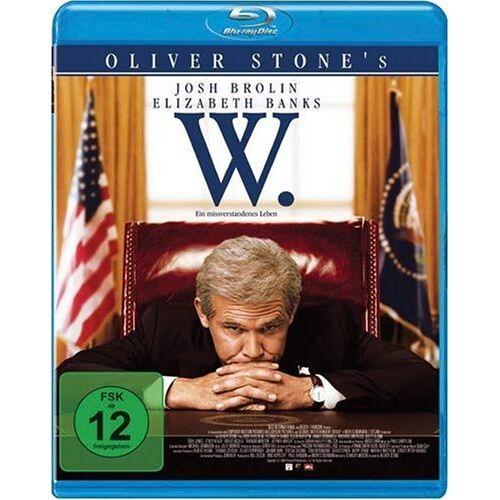 Oliver Stone - W. - Ein missverstandenes Leben [Blu-ray] - Preis vom 17.06.2021 04:48:08 h