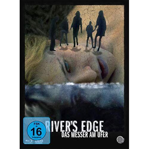 Tim Hunter - River's Edge - Das Messer am Ufer (Mediabook) [Blu-ray] - Preis vom 13.06.2021 04:45:58 h