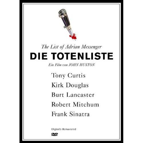 John Huston - Die Totenliste - Preis vom 12.06.2021 04:48:00 h