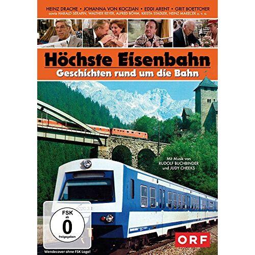 Herbert Grunsky - Höchste Eisenbahn - Geschichten rund um die Eisenbahn / Eisenbahngeschichten mit absoluter Starbesetzung - Preis vom 23.09.2021 04:56:55 h