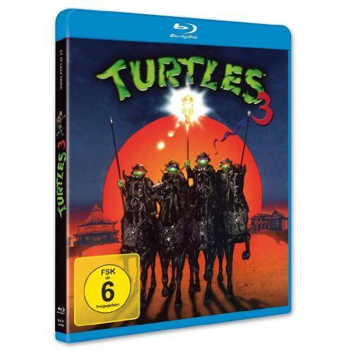 Stuart Gillard - Turtles 3 - Ninja Turtles [Blu-ray] - Preis vom 16.06.2021 04:47:02 h