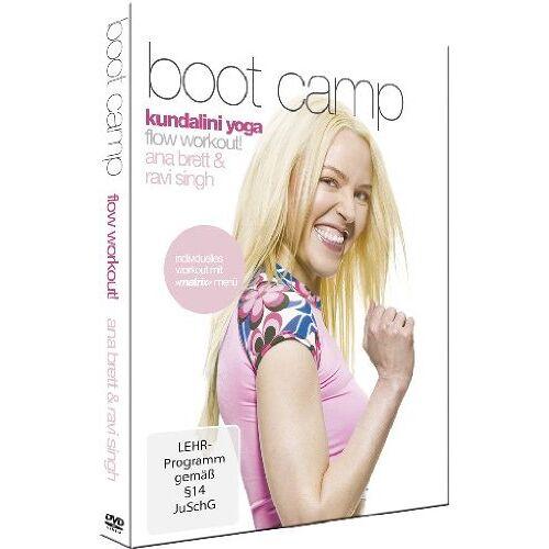 Ana Brett - Boot Camp - Kundalini Yoga - Preis vom 16.10.2021 04:56:05 h