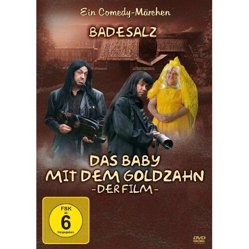 Daniel Acht - Badesalz - Das Baby mit dem Goldzahn: Der Film - Preis vom 15.06.2021 04:47:52 h