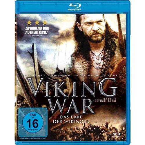 Jerzy Hoffmann - Viking War - Das Erbe der Wikinger [Blu-ray] - Preis vom 19.06.2021 04:48:54 h