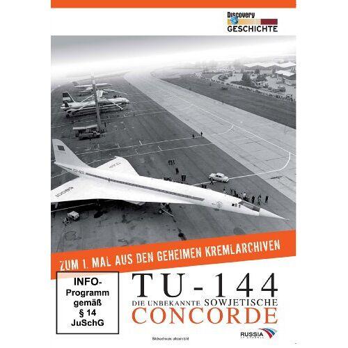 TV Russia - TU-144 Die Unbekannte Sowjetische Concorde - Preis vom 22.06.2021 04:48:15 h