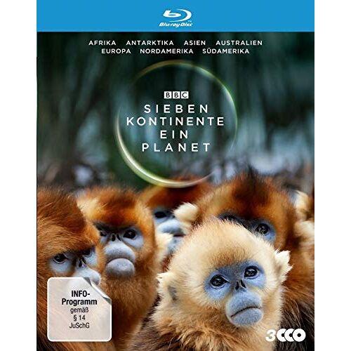 - Sieben Kontinente - Ein Planet [Blu-ray] - Preis vom 19.06.2021 04:48:54 h