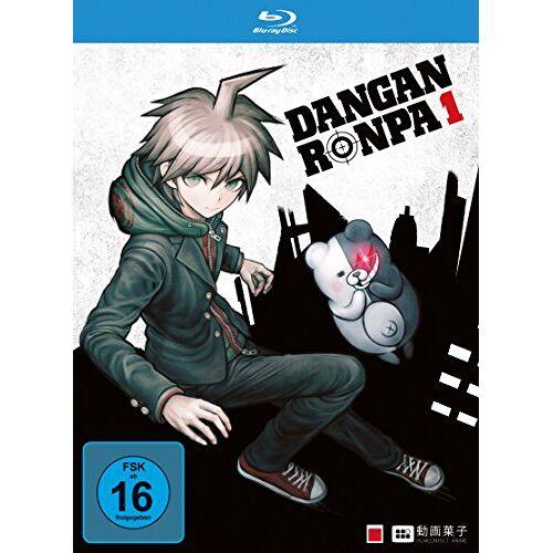 Seji Kishi - DANGANRONPA - Volume 1 [Blu-ray] - Preis vom 11.06.2021 04:46:58 h