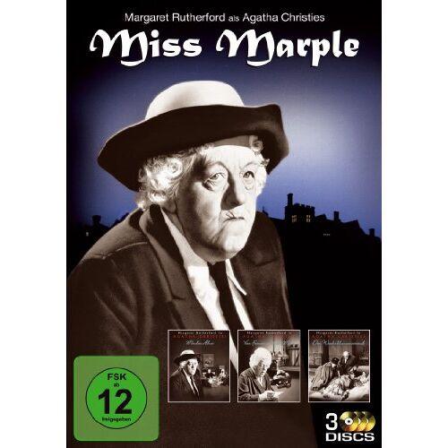 - Miss Marple (3 Discs) - Preis vom 16.06.2021 04:47:02 h