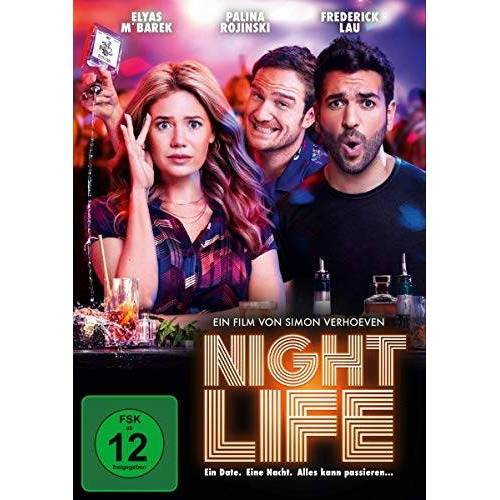 Elyas M'Barek - Nightlife - Preis vom 09.06.2021 04:47:15 h