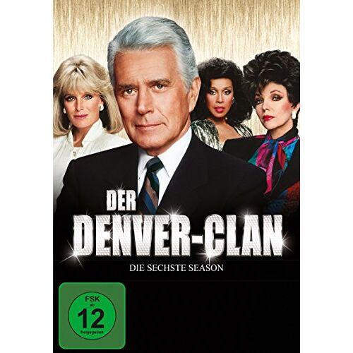 John Forsythe - Der Denver-Clan - Season 6 [8 DVDs] - Preis vom 22.06.2021 04:48:15 h