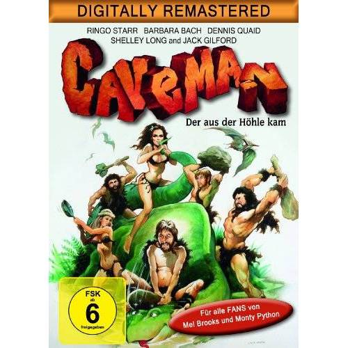 Carl Gottlieb - Caveman - Der aus der Höhle kam - Preis vom 19.06.2021 04:48:54 h