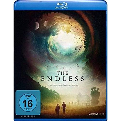 Justin Benson;Aaron Moorhead - The Endless (Blu-Ray) - Preis vom 17.06.2021 04:48:08 h