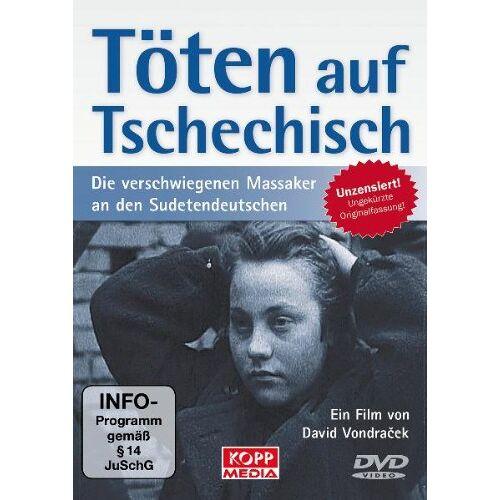 - Töten auf Tschechisch, 1 DVD - Preis vom 13.06.2021 04:45:58 h