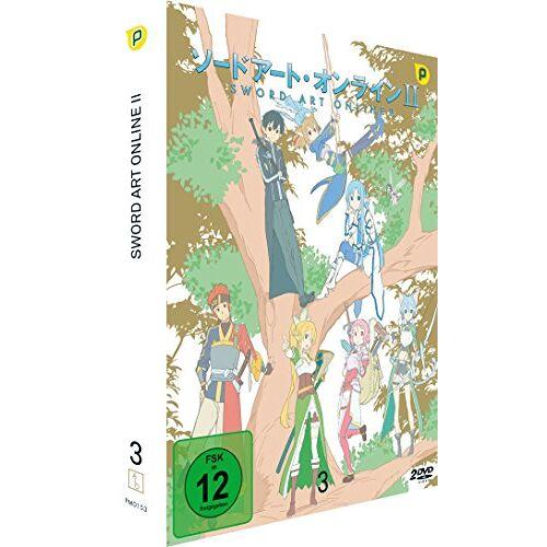 Tomohiko Ito - Sword Art Online - Vol. 2.3 [2 DVDs] - Preis vom 09.06.2021 04:47:15 h