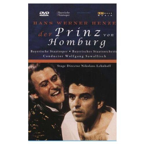 Nikolaus Lehnhoff - Henze, Hans Werner - Der Prinz von Homburg / Nikolaus Lehnhoff, Wolfgang Sawallisch, Bayerische Staatsoper - Preis vom 21.06.2021 04:48:19 h