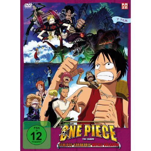 Konosuke Uda - One Piece - 7. Film: Schloß Karakuris Metall-Soldaten [Limited Edition] - Preis vom 23.09.2021 04:56:55 h