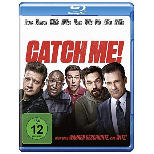Jeff Tomsic - Catch Me! [Blu-ray] - Preis vom 18.06.2021 04:47:54 h