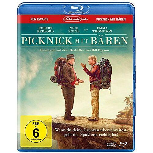 Ken Kwapis - Picknick mit Bären [Blu-ray] - Preis vom 15.10.2021 04:56:39 h