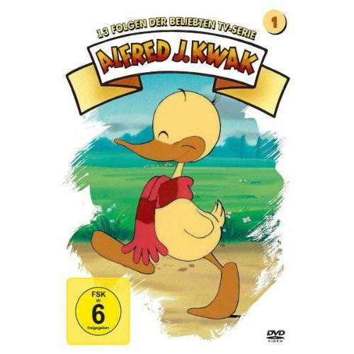 - Alfred J. Kwak - Vol. 1 [2 DVDs] - Preis vom 19.06.2021 04:48:54 h