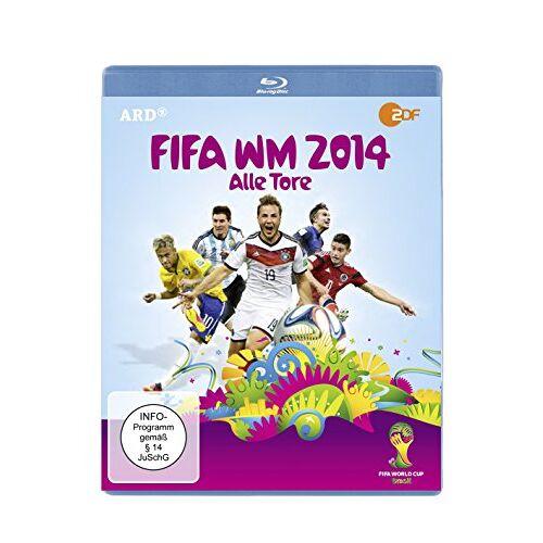 Karsten Linke - FIFA WM 2014 - Alle Tore [Blu-ray] - Preis vom 17.06.2021 04:48:08 h
